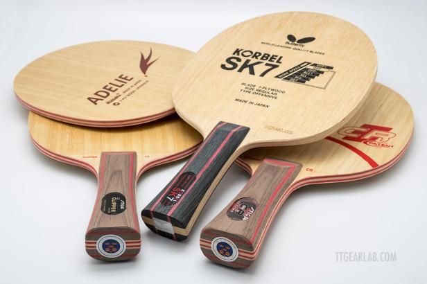Black Edition & 7-ply wood blades 02