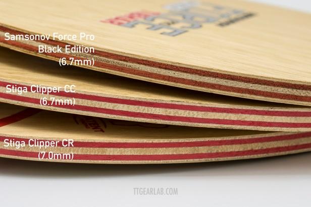 Black Edition & 7-ply wood blades 06