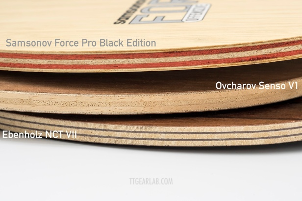 Black Edition & 7-ply wood blades 09