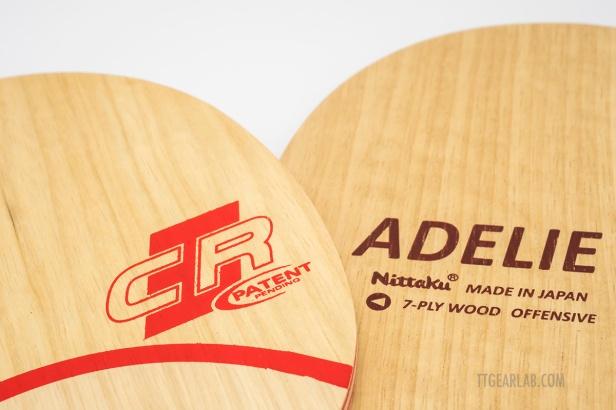 Black Edition & 7-ply wood blades 13