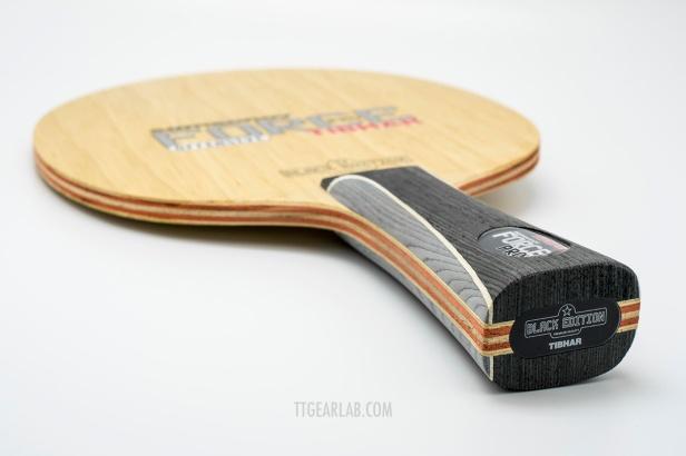 Black Edition & 7-ply wood blades 15