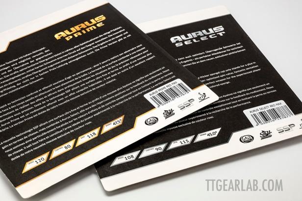 Tibhar Aurus P&S 04