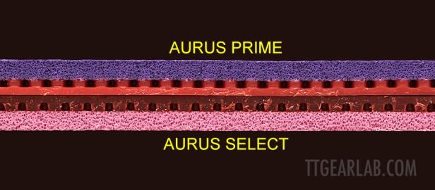 Tibhar Aurus P&S 14