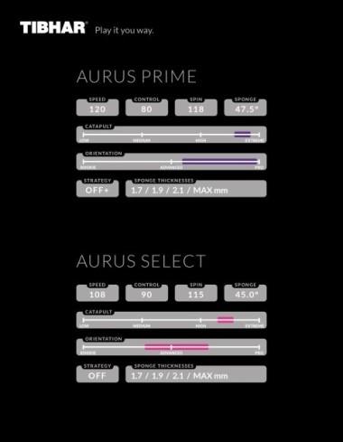 Tibhar Aurus P&S 20