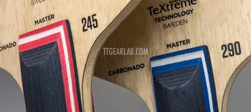 Stiga Carbonado series 15 (245&290)