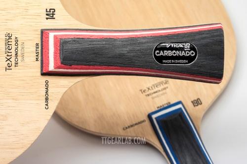 Stiga Carbonado series 22 (145&190)